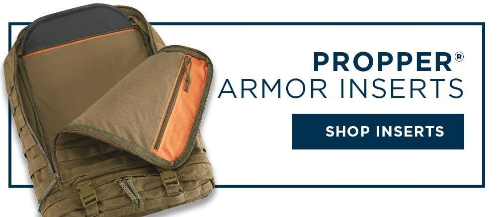 buy propper backpack inserts