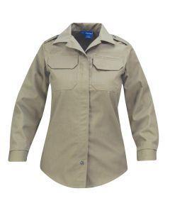 Propper® Women's CDCR Line Duty Shirt - Long Sleeve