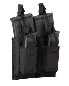 Propper® M4 Mag Pouch - Double Shingle W/Pistol