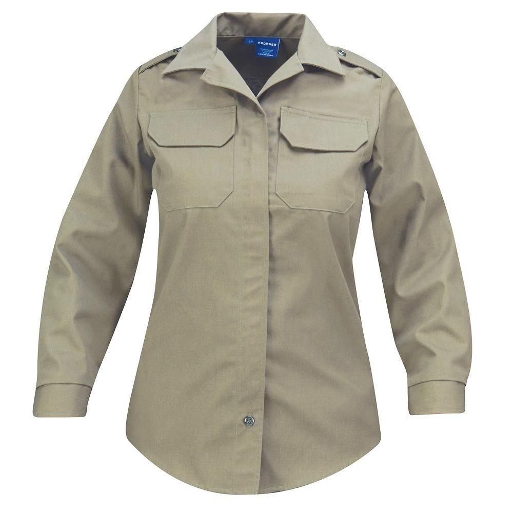 Propper® Women's CDCR Line Duty Shirt - Long Sleeve
