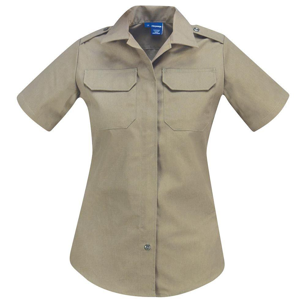 Propper® Women's CDCR Line Duty Shirt - Short Sleeve