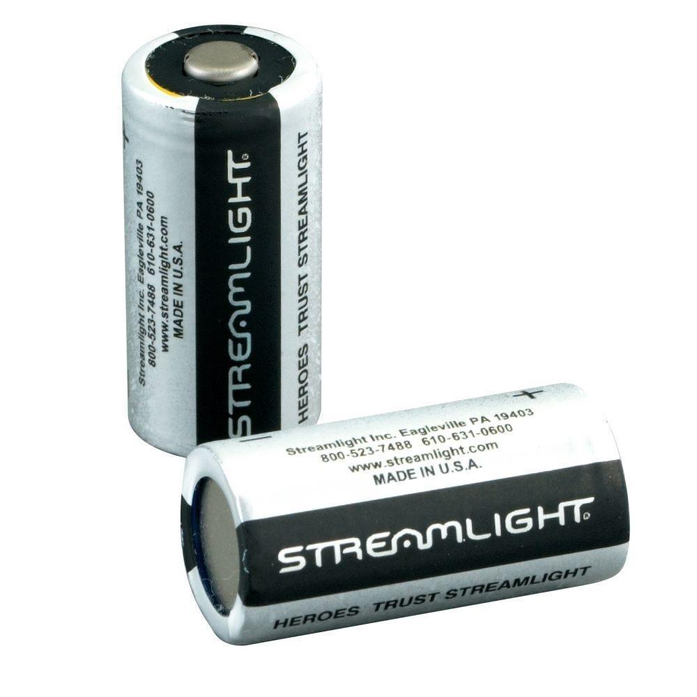 Streamlight® Lithium Batteries