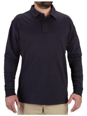 Propper® Men's Uniform Cotton Polo - Long Sleeve