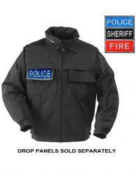 Black Duty Jacket