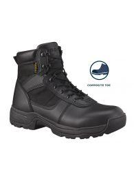 Side Zip Comp Toe Boot