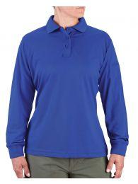 Women's Long Sleeve Uniform Polo