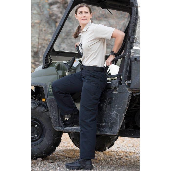 NWT PROPPER WOMEN/'S EDGETEC TACTICAL PANTS F5905 LAPD NAVY 16 UNHEMMED