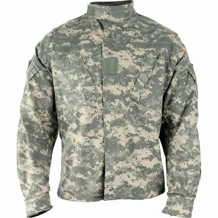 Propper® ACU Coat - 50/50 NYCO Army Universal