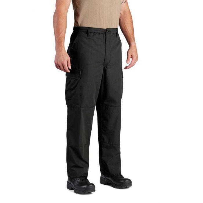 Zipper Fly BDU Trouser