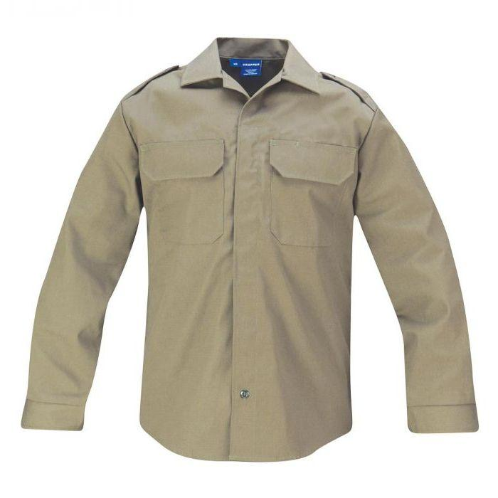 Long Sleeve CDCR Shirt