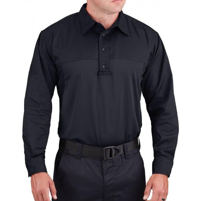 Propper® Men's Duty Uniform Armor Shirt - Long Sleeve