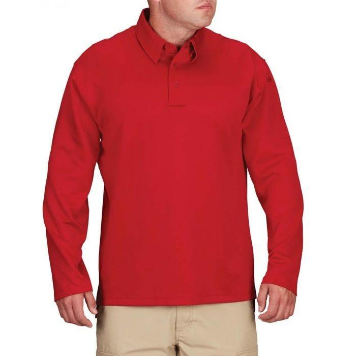 Long Sleeve ICE Polo