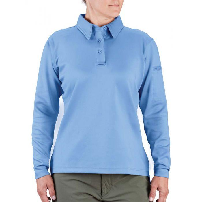 Women's Long Sleeve ICE Polo