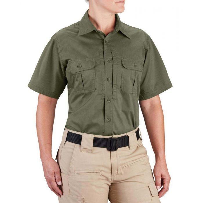 Women's Short Sleeve Kinetic Shirt