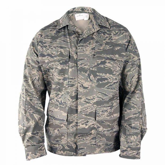 Men's ABU Coat Tiger Stripe