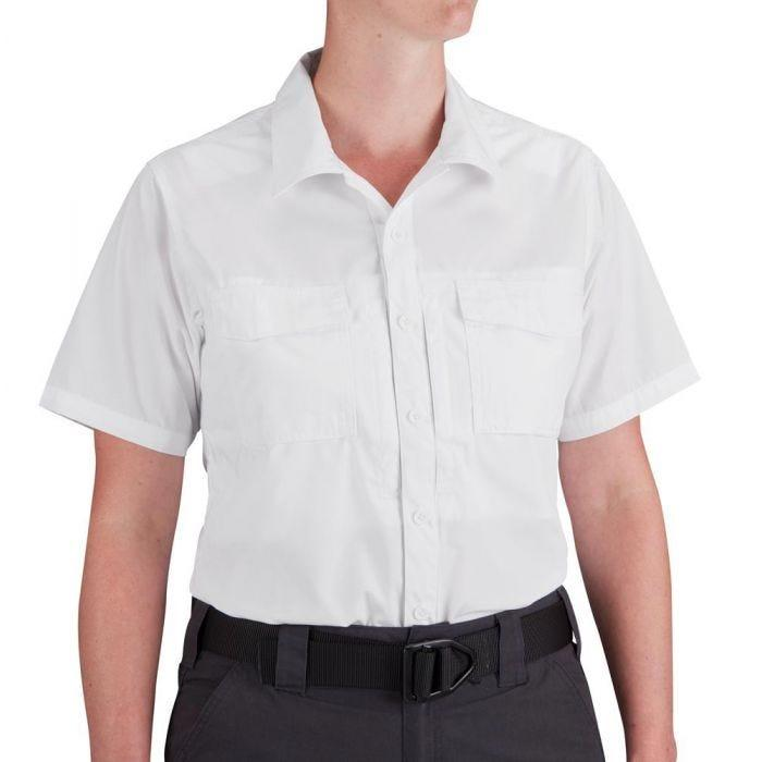 Women's SS Poplin Shirt