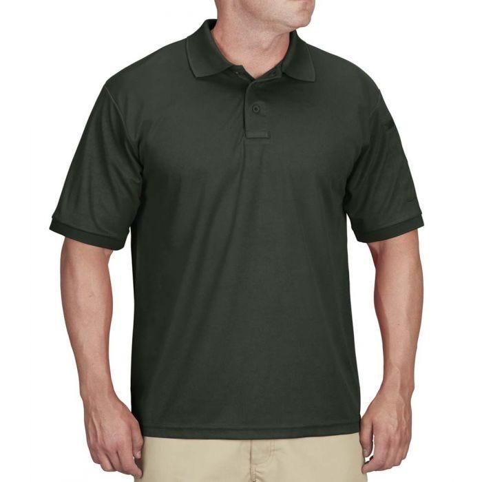 Men's Short Sleeve Uniform Polo