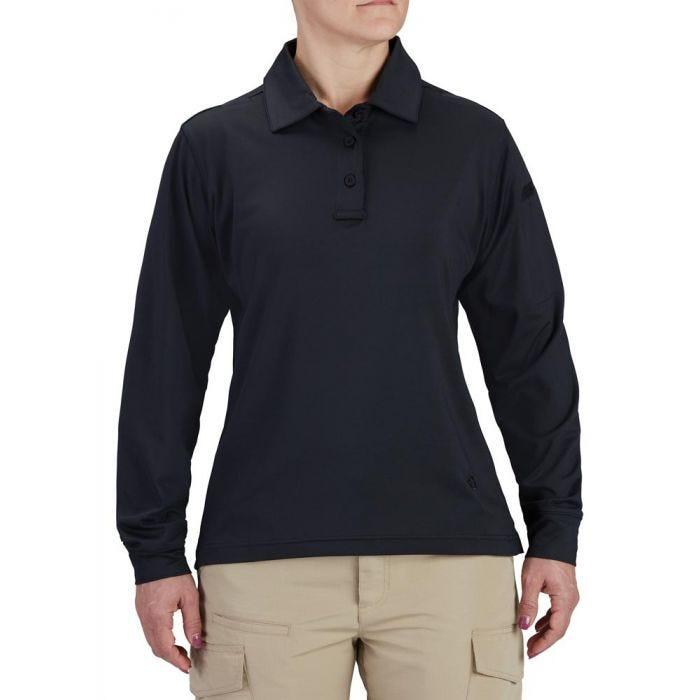 Women's Long Sleeve EdgeTec Polo