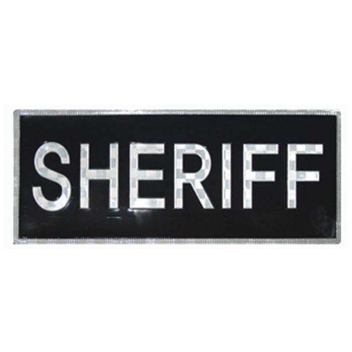 Sheriff Drop Panel