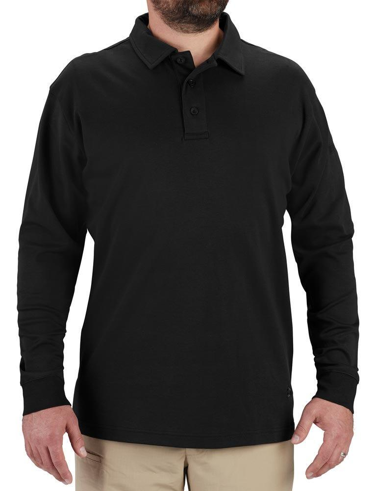 F5822 Propper Uniform Cotton Polo - Long Sleeve-Propper