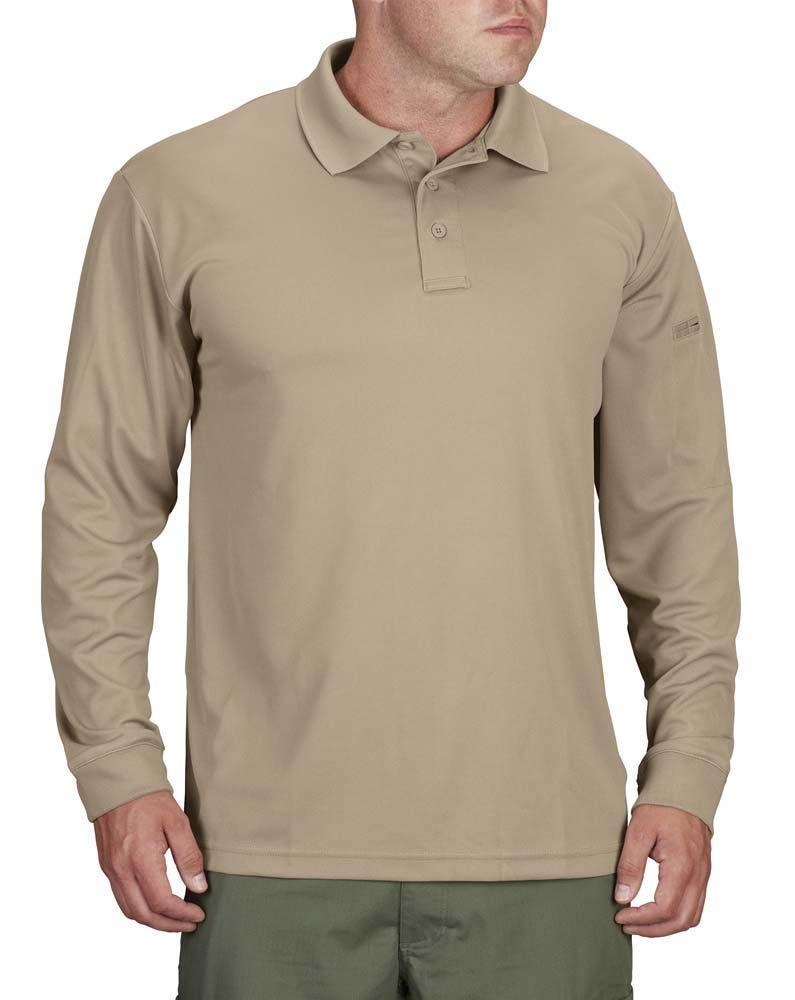 Uniform Polo-Long Sleeve-