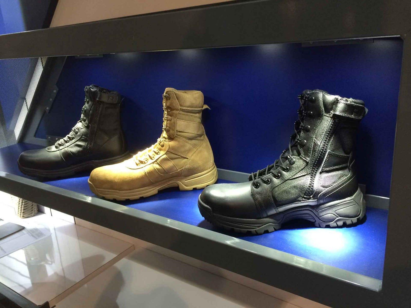 SHOT Show 2015 boots
