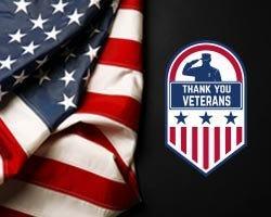 Veterans Day Flag Raising