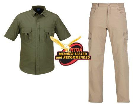 NTOA Member Tested and Approved Summerweight Uniform