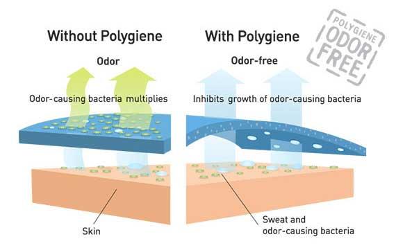 polygiene technology