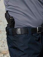 Leather CCW Belt