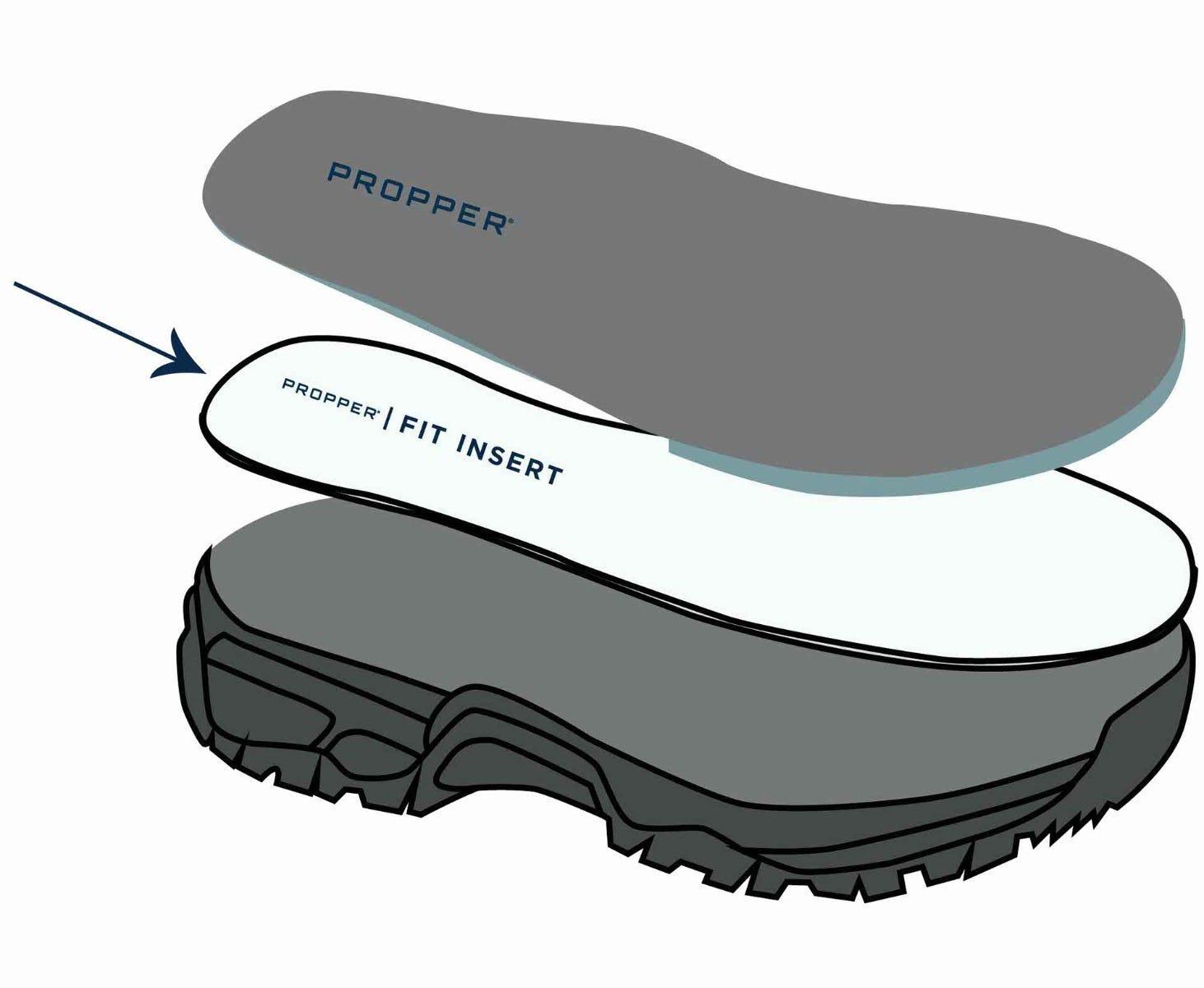 Boot insert