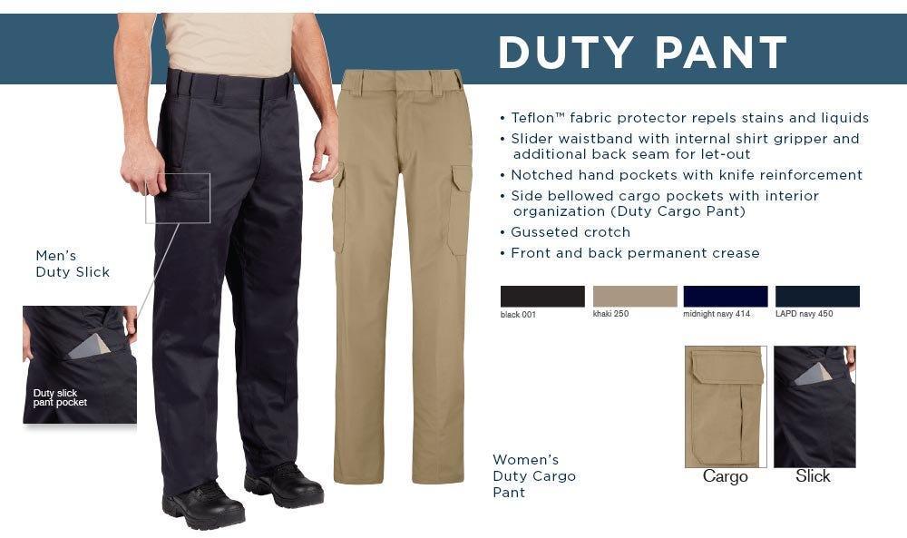 law enforcement uniform pants