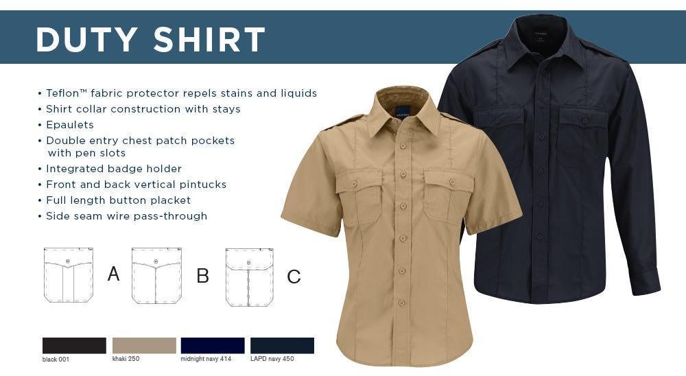 law enforcement uniform shirts