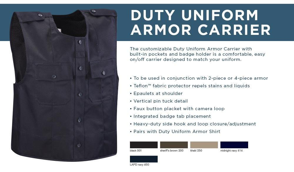 propper duty armor carrier