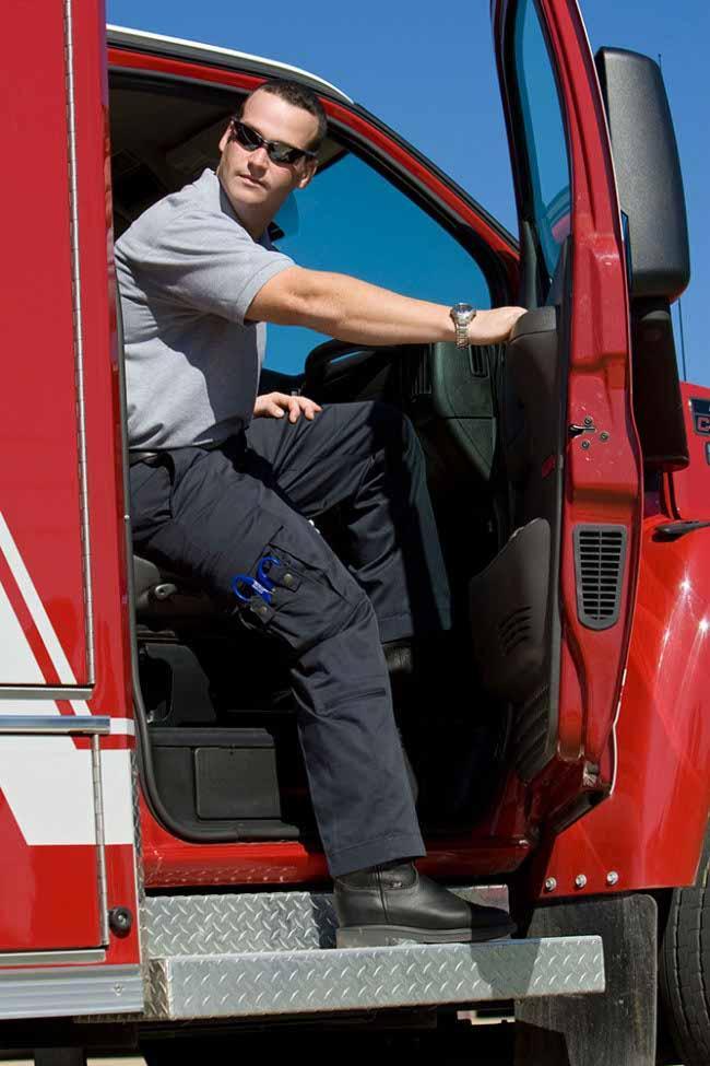 EMS Truck