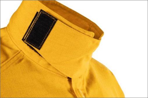 Wildland shirt yellow